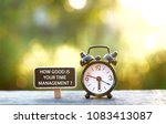 how good is  your time ... | Shutterstock . vector #1083413087