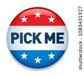 2020 united states of america...   Shutterstock .eps vector #1083431927