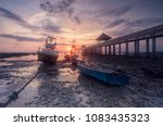 Early Morning Scenery Of...