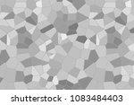 geometric shape 3d pattern ... | Shutterstock . vector #1083484403