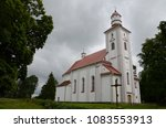 Small photo of St Laurynas Church is a sacral and architectural monument in Videniškiai, Lithuania