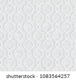 geometric pattern with grunge... | Shutterstock .eps vector #1083564257