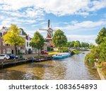 dokkum  netherlands   sep 9 ... | Shutterstock . vector #1083654893