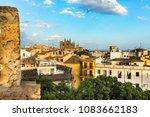 palma de mallorca  spain. july... | Shutterstock . vector #1083662183