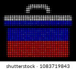 halftone toolbox icon colored... | Shutterstock .eps vector #1083719843