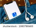 sankt petersburg  russia  april ...   Shutterstock . vector #1083780683