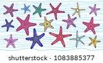 vector illustration  horizontal ... | Shutterstock .eps vector #1083885377