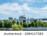 berlin  germany   may  2018 ... | Shutterstock . vector #1084117283