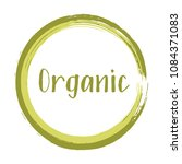 organic products icon in frame... | Shutterstock .eps vector #1084371083