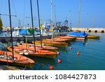 jaffa israel 05 11 2016 ... | Shutterstock . vector #1084427873