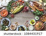 middle eastern  arabic or...   Shutterstock . vector #1084431917