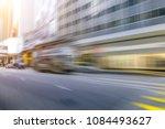 blur abstract city street... | Shutterstock . vector #1084493627
