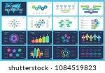 creative business infographic... | Shutterstock .eps vector #1084519823