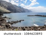 View Of Rocky Coastline And Lo...