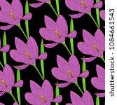 vectro seamless natural pattern ... | Shutterstock .eps vector #1084661543