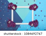 happy father's day or birthday...   Shutterstock . vector #1084692767