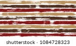 creative watercolor brush... | Shutterstock .eps vector #1084728323