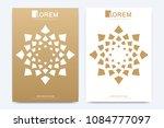 modern vector template for...   Shutterstock .eps vector #1084777097