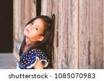 image of 5 year old asian... | Shutterstock . vector #1085070983