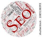 vector conceptual search... | Shutterstock .eps vector #1085138393