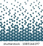 abstract geometric hipster... | Shutterstock .eps vector #1085166197