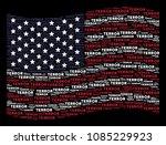 terror word items are arranged...   Shutterstock .eps vector #1085229923