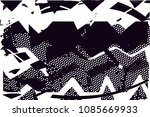 distressed background in black...   Shutterstock .eps vector #1085669933