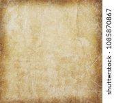 old paper texture | Shutterstock . vector #1085870867