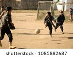vieng xai district  hua phan... | Shutterstock . vector #1085882687