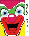 attività,attore,arte,grande,compleanno,caricatura,cartone animato,carattere,allegro,bambino,infanzia,circo,pagliaccio,volto di clown,sfondo colorato