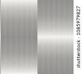 vertical lines pattern. repeat... | Shutterstock .eps vector #1085979827
