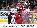 minsk  belarus   may 7  usa and ... | Shutterstock . vector #1086118607