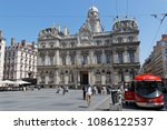 lyon  france  may 6  2018   the ... | Shutterstock . vector #1086122537