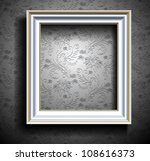 picture frame wallpaper... | Shutterstock .eps vector #108616373