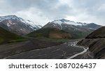 highlands  beautiful high... | Shutterstock . vector #1087026437