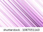 light purple vector pattern... | Shutterstock .eps vector #1087051163