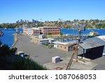 sydney  australia  5 aug 2017 ... | Shutterstock . vector #1087068053