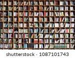 hangzhou   china   05 05 2018 ... | Shutterstock . vector #1087101743