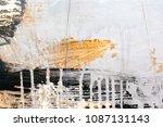 abstract grunge background | Shutterstock . vector #1087131143
