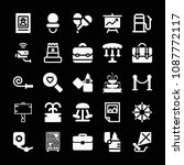 filled other icon set such as... | Shutterstock .eps vector #1087772117