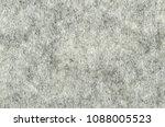 gray felt surface. textile... | Shutterstock . vector #1088005523