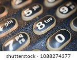 modern black business landline... | Shutterstock . vector #1088274377