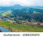 bastai. lilienstein. bad... | Shutterstock . vector #1088330693
