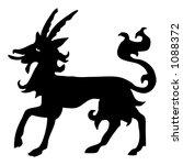 dragon | Shutterstock . vector #1088372