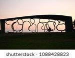 littlehampton england  nov 2  ...   Shutterstock . vector #1088428823