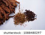 tobacco texture. high quality... | Shutterstock . vector #1088480297
