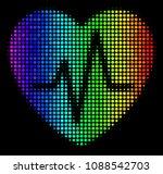 pixel bright halftone... | Shutterstock .eps vector #1088542703