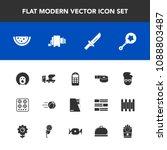 modern  simple vector icon set... | Shutterstock .eps vector #1088803487