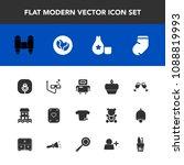 modern  simple vector icon set...   Shutterstock .eps vector #1088819993