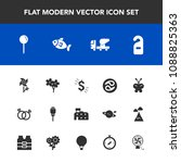 modern  simple vector icon set... | Shutterstock .eps vector #1088825363